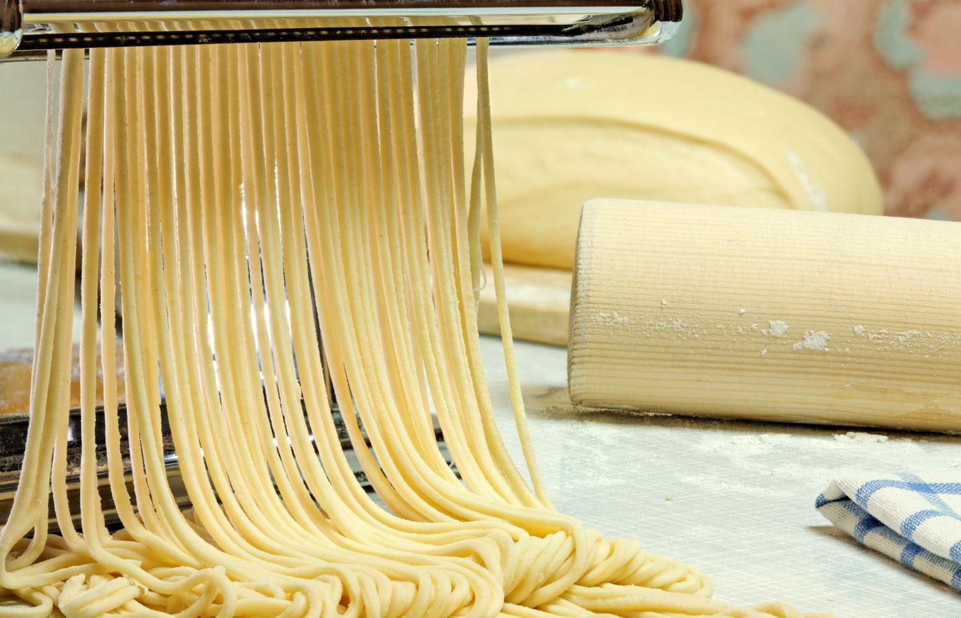 Как сделать лапшу домашнюю паста