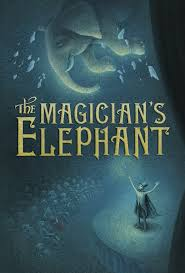the magicians elephant cover